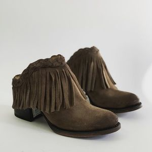 Freebird by Steven Lucy Heeled Mules